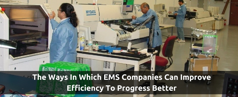 How Can EMS Companies March Towards Phenomenal Progress?